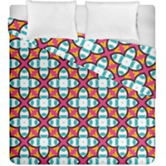 Pattern 1284 Duvet Cover (king Size) by creativemom