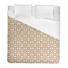 Cute Pretty Elegant Pattern Duvet Cover Single Side (twin Size) by creativemom
