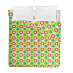 Cute Floral Pattern Duvet Cover (twin Size) by creativemom