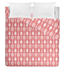 Pattern 509 Duvet Cover (full/queen Size) by creativemom
