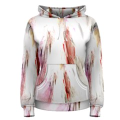 Abstract Angel In White Women s Pullover Hoodies by theunrulyartist