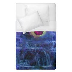 Waterfall Tears Duvet Cover Single Side (single Size) by icarusismartdesigns