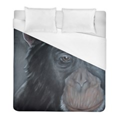Humans Duvet Cover Single Side (twin Size) by timelessartoncanvas