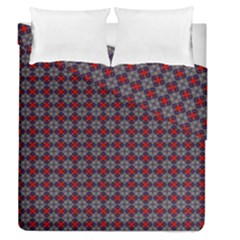 Cute Pretty Elegant Pattern Duvet Cover (full/queen Size)