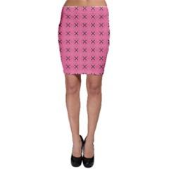 Cute Pretty Elegant Pattern Bodycon Skirts by creativemom