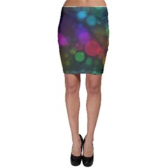 Modern Bokeh 15 Bodycon Skirts by ImpressiveMoments
