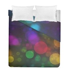Modern Bokeh 15 Duvet Cover (twin Size) by ImpressiveMoments