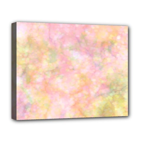 Softly Lights, Bokeh Deluxe Canvas 20  X 16   by ImpressiveMoments