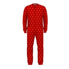 Cute Seamless Tile Pattern Gifts Onepiece Jumpsuit (kids) by creativemom