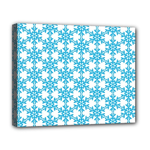 Cute Seamless Tile Pattern Gifts Deluxe Canvas 20  X 16   by creativemom