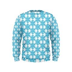 Cute Seamless Tile Pattern Gifts Boys  Sweatshirts by creativemom
