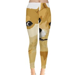 Dogecoin Women s Leggings by dogestore