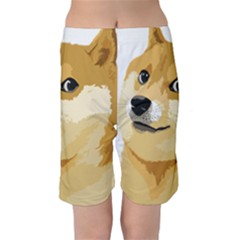 Dogecoin Kid s Swimwear by dogestore