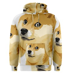 Dogecoin Men s Pullover Hoodies by dogestore