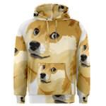 Dogecoin Men s Pullover Hoodies