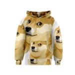 Dogecoin Kid s Pullover Hoodies