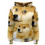 Dogecoin Women s Pullover Hoodies