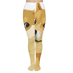 Dogecoin Women s Tights by dogestore