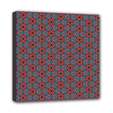 Cute Seamless Tile Pattern Gifts Mini Canvas 8  X 8  by creativemom