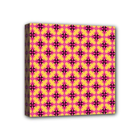 Cute Seamless Tile Pattern Gifts Mini Canvas 4  X 4  by creativemom