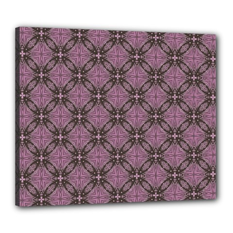 Cute Seamless Tile Pattern Gifts Canvas 24  X 20  by creativemom