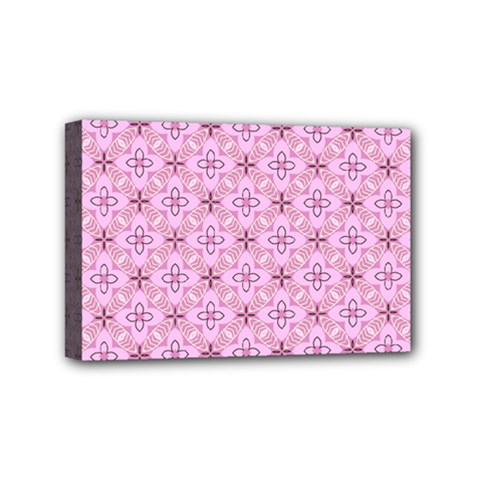 Cute Seamless Tile Pattern Gifts Mini Canvas 6  x 4  by creativemom