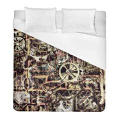 Steampunk 4 Soft Duvet Cover Single Side (twin Size) by MoreColorsinLife