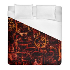 Steampunk 4 Terra Duvet Cover Single Side (twin Size) by MoreColorsinLife