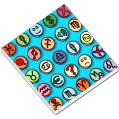 Emotion Pills Small Memo Pads by ScienceGeek