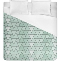 Geo Fun 7 Duvet Cover Single Side (KingSize) by MoreColorsinLife