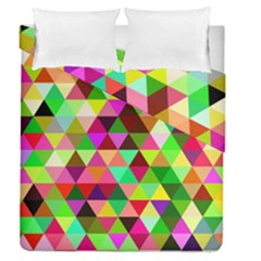 Geo Fun 07 Duvet Cover (full/queen Size) by MoreColorsinLife