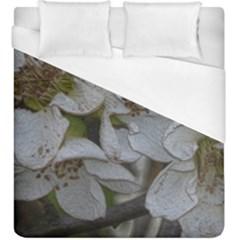 Amazing Garden Flowers 32 Duvet Cover Single Side (kingsize) by MoreColorsinLife