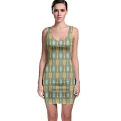 Spatula Spoon Pattern Bodycon Dresses by creativemom