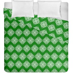 Abstract Knot Geometric Tile Pattern Duvet Cover (king Size) by creativemom