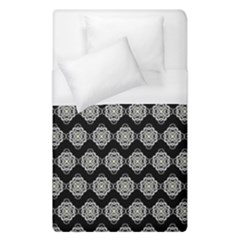 Abstract Knot Geometric Tile Pattern Duvet Cover Single Side (single Size) by creativemom