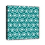 Gerbera Daisy Vector Tile Pattern Mini Canvas 6  x 6