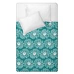 Gerbera Daisy Vector Tile Pattern Duvet Cover (Single Size)