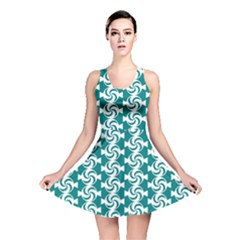 Cute Candy Illustration Pattern For Kids And Kids At Heart Reversible Skater Dresses