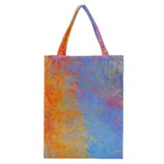 Hot And Cold Classic Tote Bags by theunrulyartist