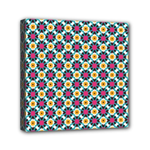 Cute Pattern Gifts Mini Canvas 6  X 6  by creativemom