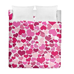 Heart 2014 0933 Duvet Cover (Twin Size) by JAMFoto