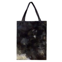 Space Like No 8 Classic Tote Bags by timelessartoncanvas