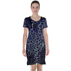 Grapes Short Sleeve Nightdresses
