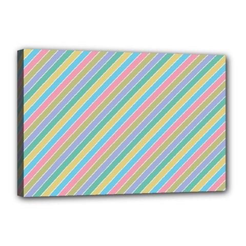 Stripes 2015 0401 Canvas 18  X 12  by JAMFoto