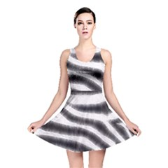 Zebra Print Abstract  Reversible Skater Dresses by OCDesignss