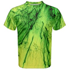Special Fireworks, Green Men s Cotton Tees