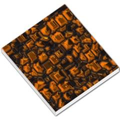 Metalart 23 Orange Small Memo Pads