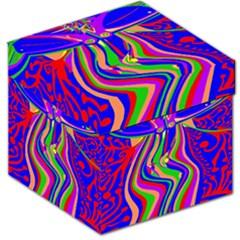 Transcendence Evolution Storage Stool 12   by icarusismartdesigns