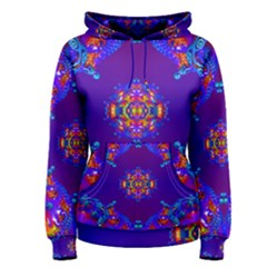 Abstract 2 Women s Pullover Hoodies