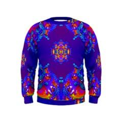Abstract 2 Boys  Sweatshirts by icarusismartdesigns
